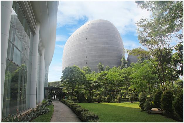 Universitas dengan Bangunan Terindah di Dunia 1