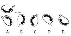 Latihan Soal Tes CPNS Materi Perputaran Gambar 1
