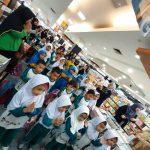 Kunjungan Wisata TK Arridha ke Gramedia Bintaro Plaza 5
