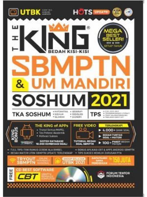 Bedah Kisi2 2021 Soshum Sbmptn & Um Mandiri