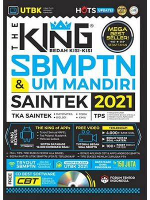 Latihan Soal SBMPTN Saintek dan Soshum 2021 Online 4