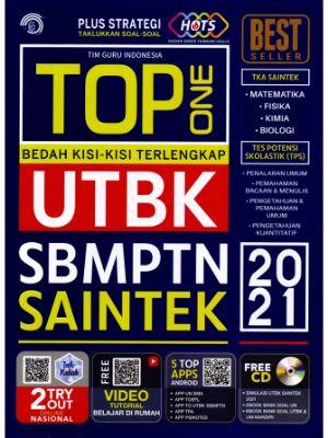 Top One Utbk Sbmptn Saintek 2021 + Cd