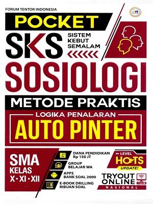 Pocket Sks Sosiologi Sma Kelas X, Xi, Xii
