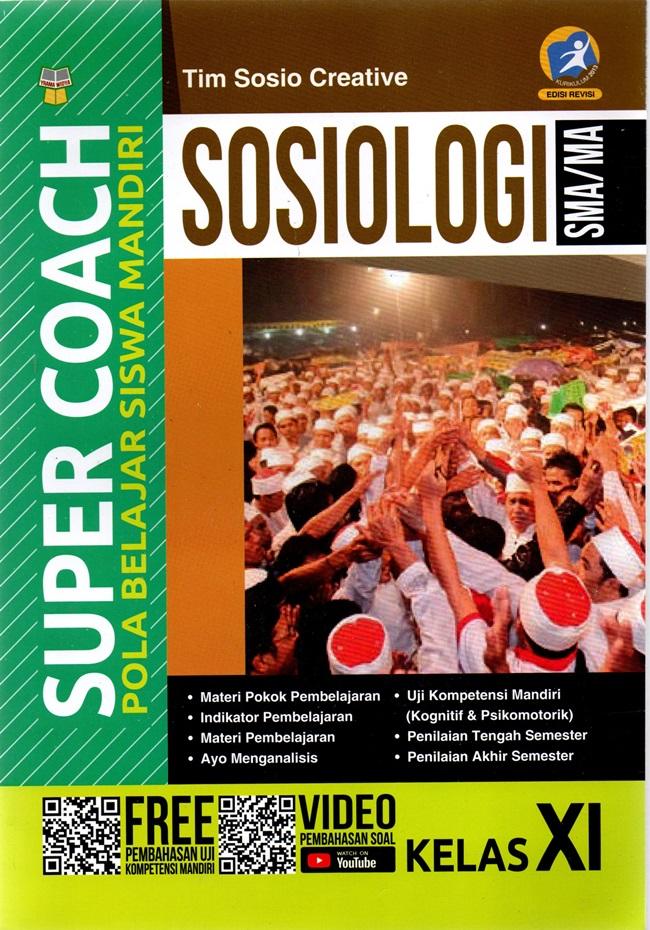 Sma /Ma Kl.Xi Super Coach Sosiologi K/13 Rev