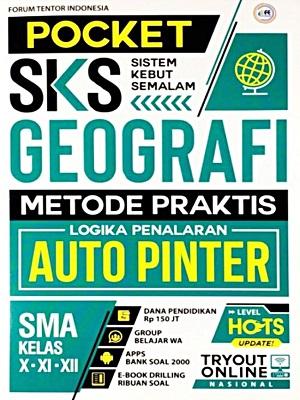 Pocket Sks Geografi Sma Kelas X, Xi, Xii
