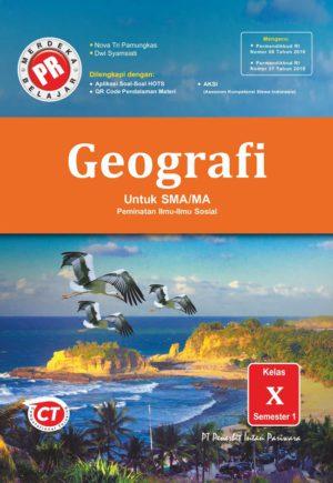 Sma/Ma Kl.10 Geografi Peminatan Smt.1 Rev.2020 Kur.2013