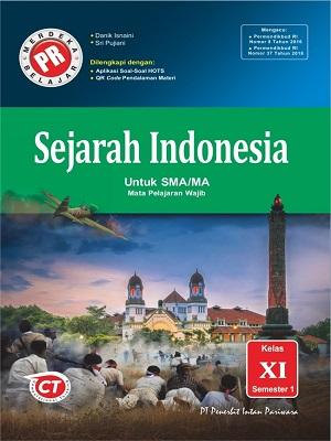 Sma/Ma Kl.11 Sejarah Indonesia Wajib Smt.1 Rev.2020 Kur.2013