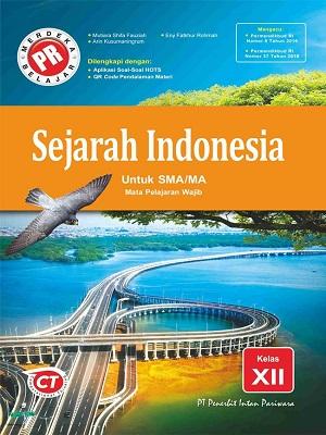 Sma/Ma Kl.12 Sejarah Indonesia Wajib Rev.2020 Kur.2013