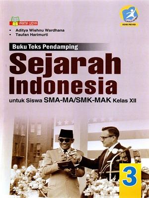 Sma-Ma/Smk-Mak Kl.Xii Sejarah Indonesia Jl.3 K/13 Rev