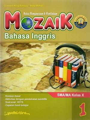 mozaik bahasa inggris