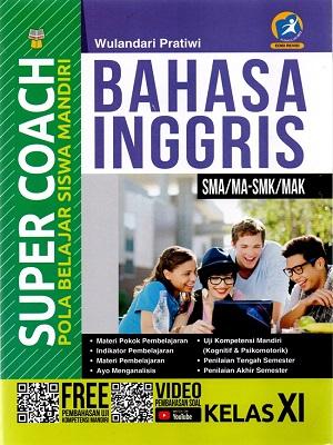 Sma/Ma-Smk/Mak Kl.Xi Super Coach Bahasa Inggris K/13 Rev