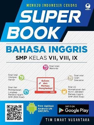 Bagikan: Superbook Bahasa Inggris SMP/MTS VII, VIII, IX