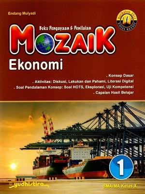 Sma/Ma Kl.X Mozaik Ekonomi Jl.1 K/13 Rev
