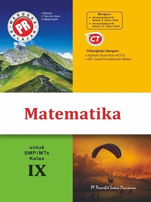 Smp/Mts Kl.9 Matematika Rev.2020 Kur.2013