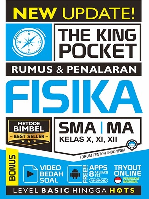 Sma/Ma Kelas X Xi Xii New Update! The King Pocket Fisika