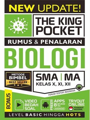 Sma/Ma Kelas X Xi XII New Update! The King Pocket Biologi