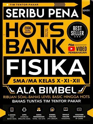 Fisika Sma/Ma: Seribu Pena Hots Bank