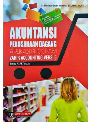 Akuntansi Perusahaan Dagang Aplikasi Program Zahir Accounting Versi 6