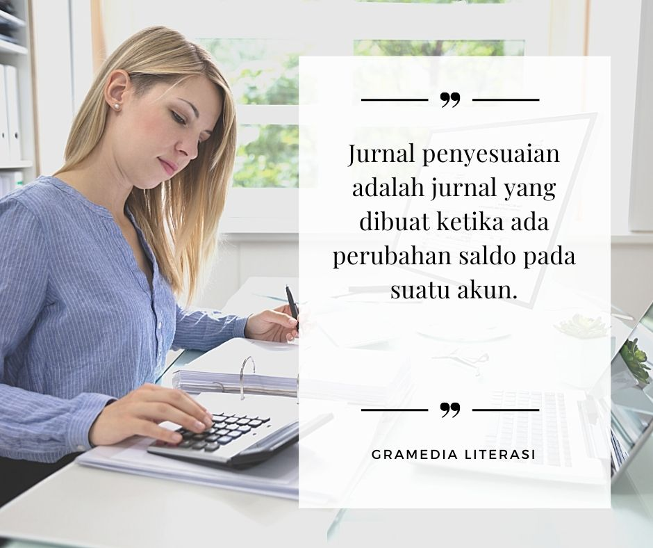 Contoh Jurnal Penyesuaian & Cara Membuat Jurnal Penyesuaian 2