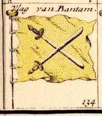 bendera kesultanan Banten 2