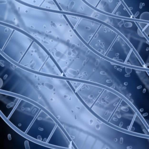 Materi Genetik : Gen, DNA, RNA & Kromosom 1