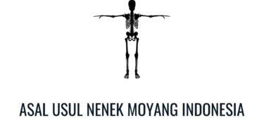 Asal Usul Persebaran Nenek Moyang di Indonesia 1