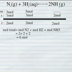 soal kesetimbangan kimia