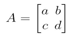 determinan 2x2
