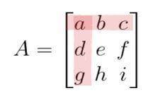 cara menghitung determinan
