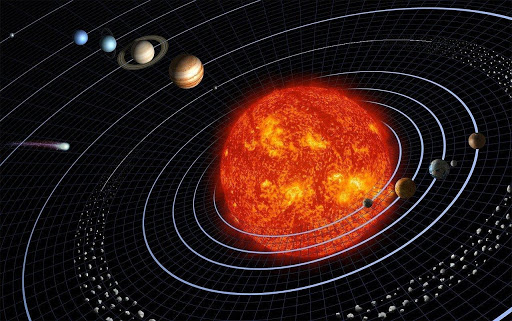 urutan planet tata surya