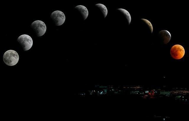 jenis Gerhana Bulan