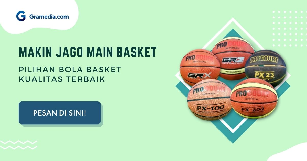 Permainan Bola Basket: Sejarah, Teknik Dasar dan Aturan Permainan 5
