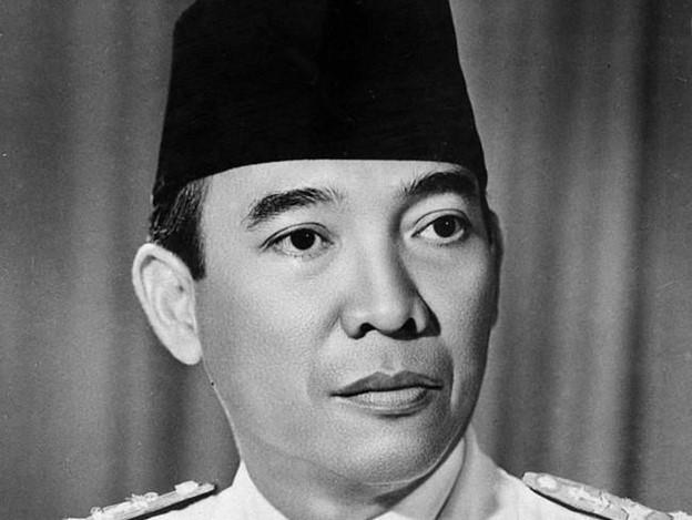 Ir. Soekarno (Photo by commons.wikimedia.com)