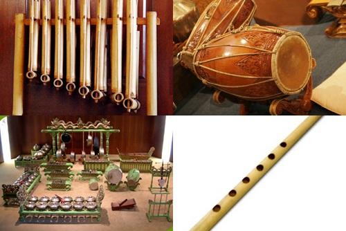 Ilustrasi Alat Musik Tradisional (sumber: blognyanuri)